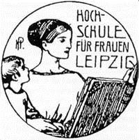 Emblem of the Leipzig College for Women